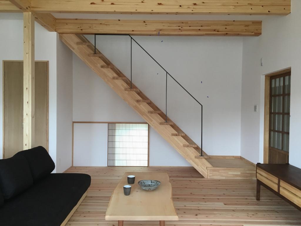 豊田市I様邸 古い建具になじむ「住む。」の世界観をイメージ