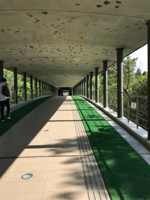 岐阜県現代陶芸美術館入口