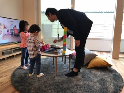名古屋で強くて自由なマイホームを建てるための勉強会様子写真